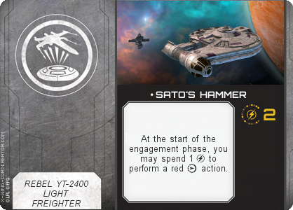 http://x-wing-cardcreator.com/img/published/ SATO'S HAMMER_Stack_1.png